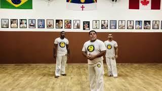 Sequência de treinamento em dupla 2 : Mestre Barrão
