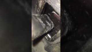 Как НЕ должна работать вилка сцепления
