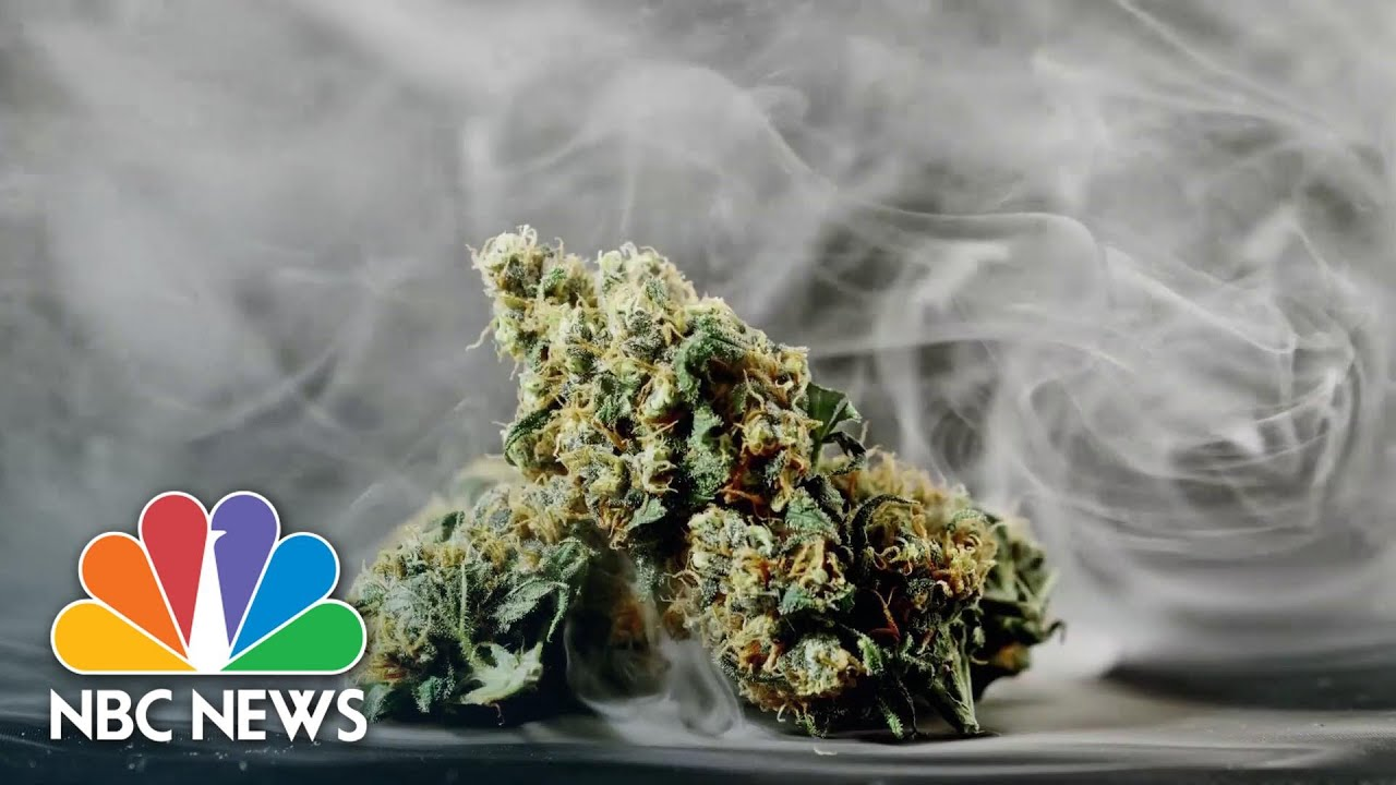4/20 in 2020: Marijuana Market Booms Amid Coronavirus Pandemic | NBC News NOW