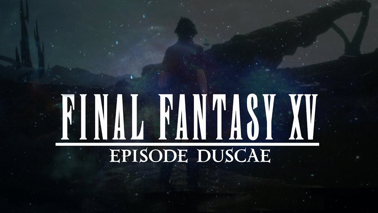 Final fantasy xv episode duscae ps4 xbox one