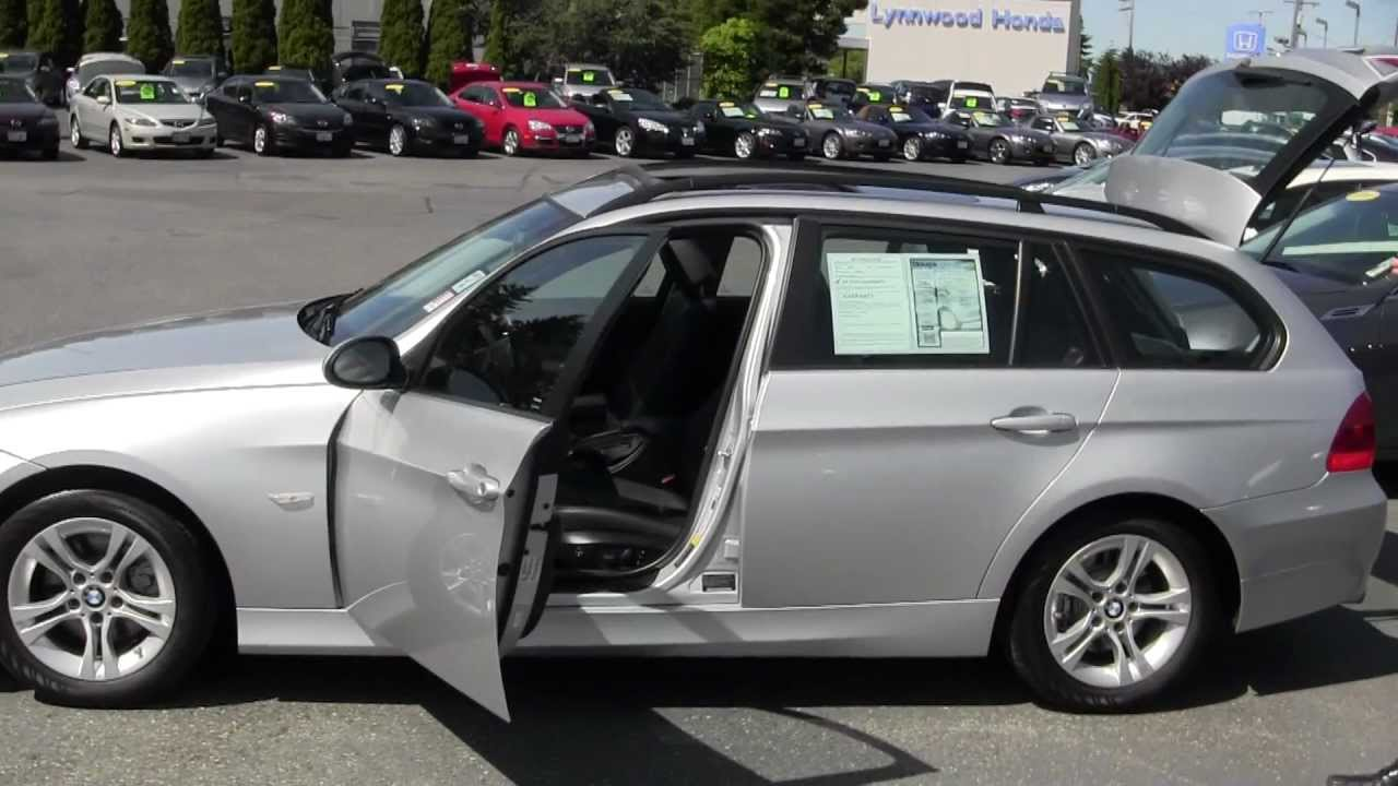 BMW Xi Wagon For Sale From Dougs Lynnwood Mazda YouTube - Bmw 328xi wagon for sale