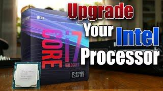A Beginners Guide: H๐w to Upgrade an Intel CPU (core i3, i5, i7, i9)