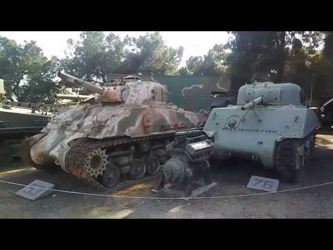 American Military Museum in South El Monte California World War II and Vietnam equipment