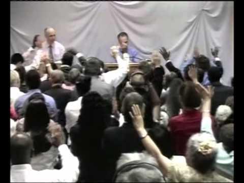 The Mighty One Of Israel  (Worship) - Bro. Joseph Bellomo Sr.