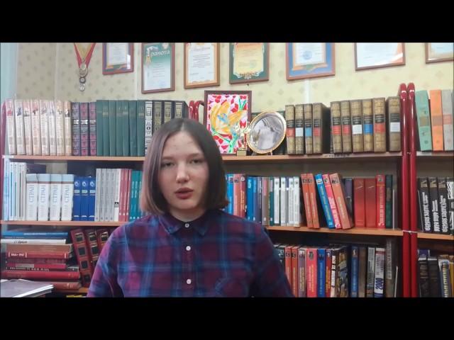 Изображение предпросмотра прочтения – ИринаБолдырева читает произведение «Осёл и Соловей» И.А.Крылова