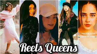 New Reels 24 jan   All TikTok star Amulya, Jannat, Arishfa, Avneet, Anushka, Faisu, Riyaz,Purabi etc