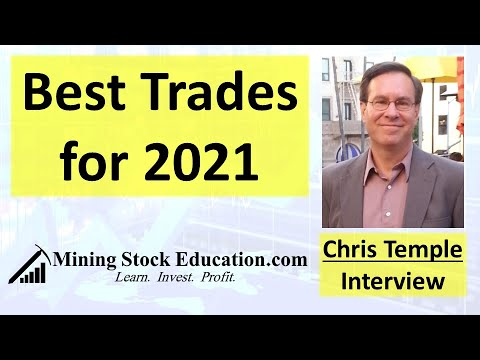 Analyst Chris Temple on The Best Trades for 2021
