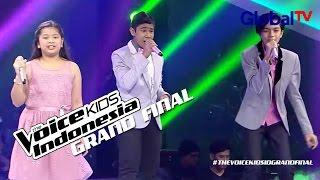 Elha dan 6 Finalis | Grand Final | The Voice Kids Indonesia GlobalTV 2016