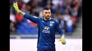 Anthony Lopes - Best saves - 2017/2018