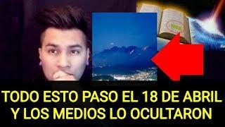 TENIAN RAZON RESUMEN COMPLETO DE TODO 18 DE ABRIL DEL 2018 INICIO EL FIN DEL MUNDO