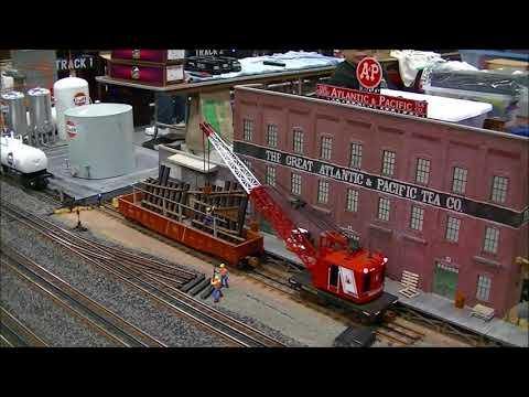 2017 Greenberg Train Show Edison   Raritan Valley Hi Railers NOV