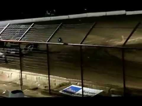 Bay Area Modifieds Heat #1 at Flomaton Speedway May 9, 2015