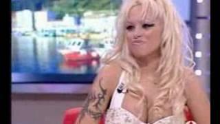 Pamela Anderson La Doble - Antena 3 (3)
