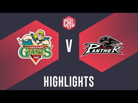 Highlights: Belfast Giants Vs. Augsburger Panther