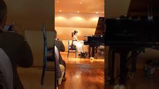 ともちゃん 日本音楽教育連盟本番演奏