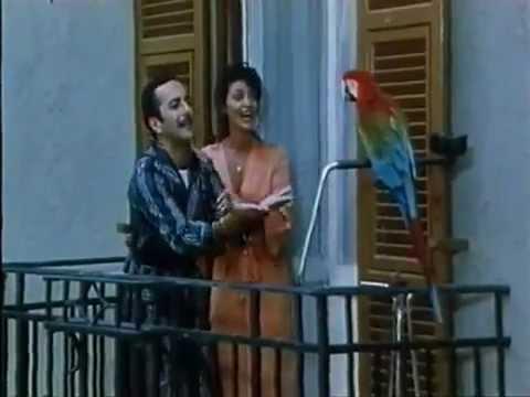 gli intoccabbili il pappagallo