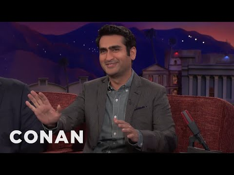 Kumail Nanjiani Was Very Excited To Be On Pornhub