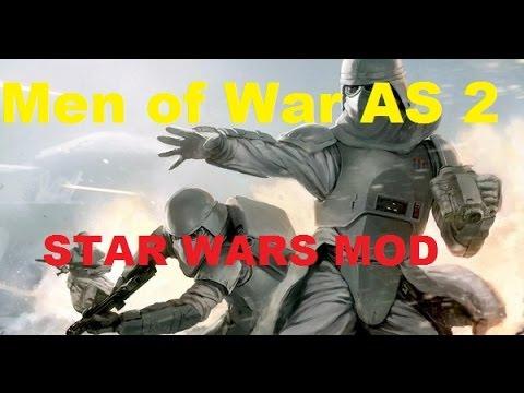 Men Of War: Assault Squad 2 - Star Wars Mod ...