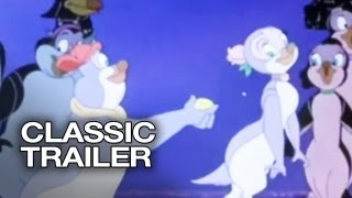 The Pebble and the Penguin Official Trailer #1 - Martin Short Movie (1995) HD
