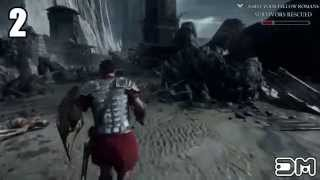 Ryse Son of Rome - Undead Army Easter Egg - Xbox One
