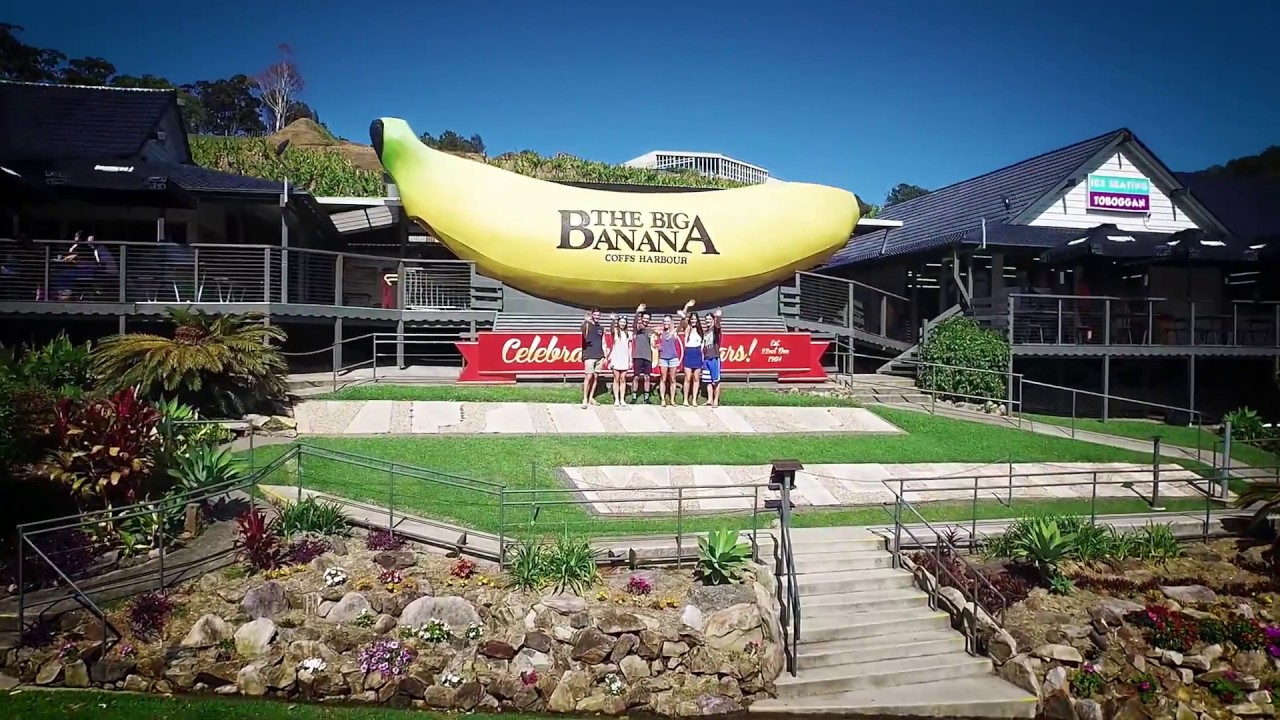 The Big Banana Fun Park :: Home