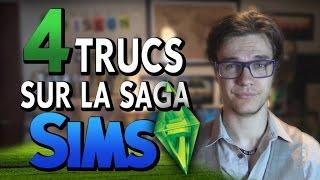 CHRIS : 4 Trucs Sur la Saga Sims