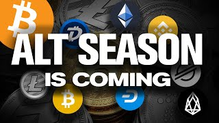 Altcoin AltSeason Is Coming!! But Only For A Select Few Coins....