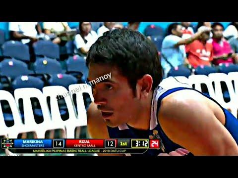 Gerald Anderson's Game Highlights vs Rizal Crusaders (VIDEO) MPBL  - 5PTS, 3REB, 2STL