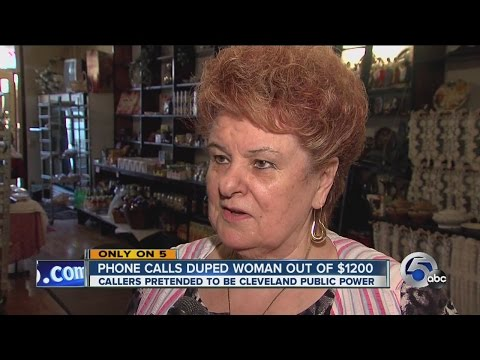 Woman scammed by phone caller pretending to be Cleveland Public Power