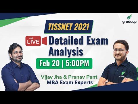 TISSNET 2021 Exam Analysis | Difficulty Level, Exam Pattern, Expected Cut-offs | Gradeup