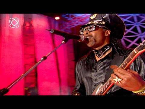 DIRTY VEGAS Ft. Bootsy Collins 'Days Go By'