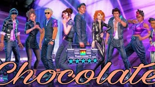 """Dance Central Fanmade Special 50 subs-""""Chocolate""""by SEREBRO