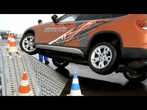 BMW xDrive system Test