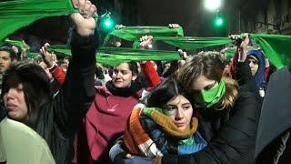 Dos muertas en Argentina por abortos clandestinos