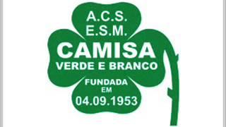 Camisa Verde e Branco - Samba Enredo 1982