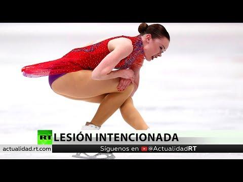 RT en Español: Acusan a una patinadora estadounidense de lesionar intencionalmente a su rival surcoreana