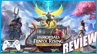 Immortals Fenyx Rising - Myths of the Eastern Realm Review (Video Game Video Review)