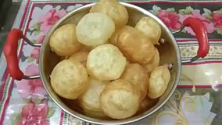 Gupchup Recipe. Golgappe Bnane ki vidhi. How to make golgappe at home. @pani puri recipe