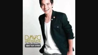 David archuleta - wait (hq studio/album version)
