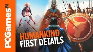 Humankind first details | Historical turn-based strategy game