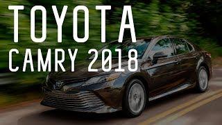 TOYOTA CAMRY 2018 // БОЛЬШОЙ ТЕСТ ДРАЙВ