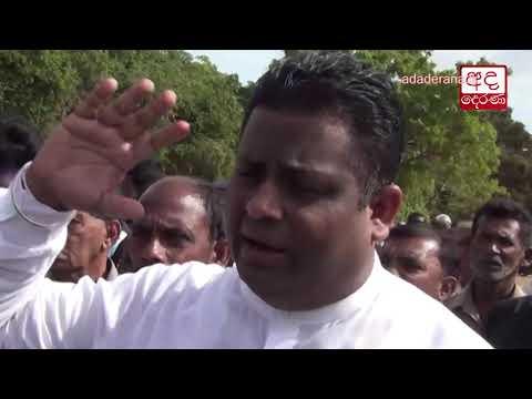 Will not allow Colombo's garbage to be dumped in Aruwakkaru - Arundika
