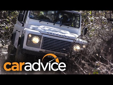 2015 Land Rover Defender 110 Review : Off Road Icon