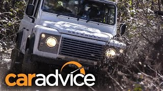 Land Rover Defender 2013 Videos