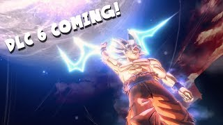 DLC 6 OFFICIAL RELEASE DATE! COMPLETE ULTRA INSTINCT GOKU & JIREN HYPE!! | DRAGON BALL XENOVERSE 2