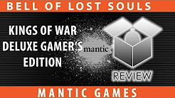 BoLS Unboxing   Deluxe Gamer's Edition   Kings of War