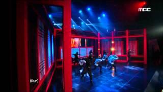 MBLAQ - Run, 엠블랙 - 런, Music Core 20120310
