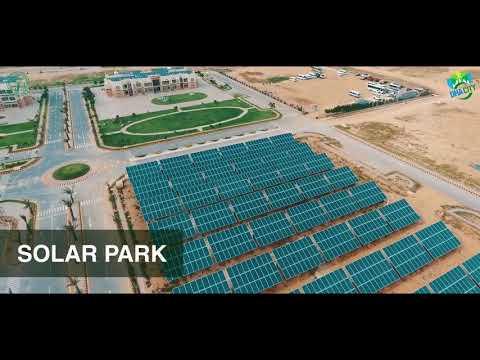 DHA City Karachi - Sustainable Vide Renewable Energy!