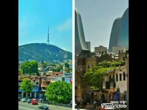 Azerbaijan,Baku-Georgia,Tbilisi