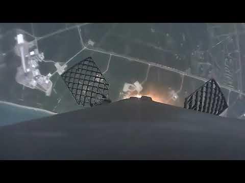 你从没看过!SpaceX推出